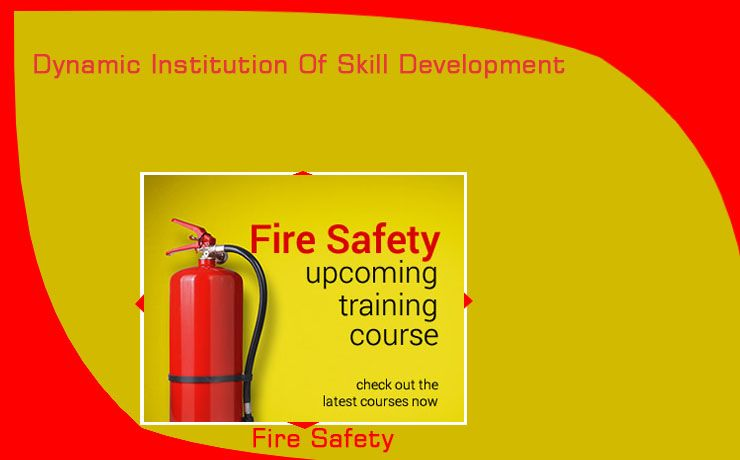 Disd Is Well Known Institute For Fire Safety In Patna Or Fire