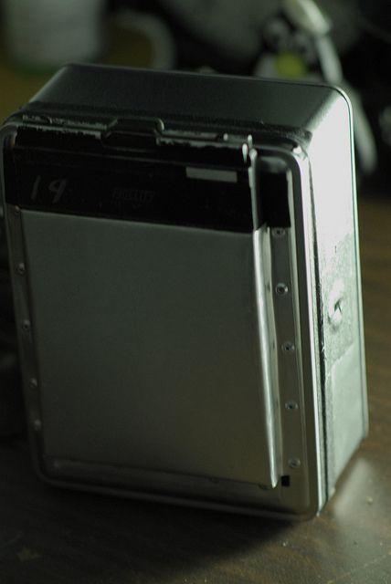 Pinhole 4X5 by ZenOptic, via Flickr