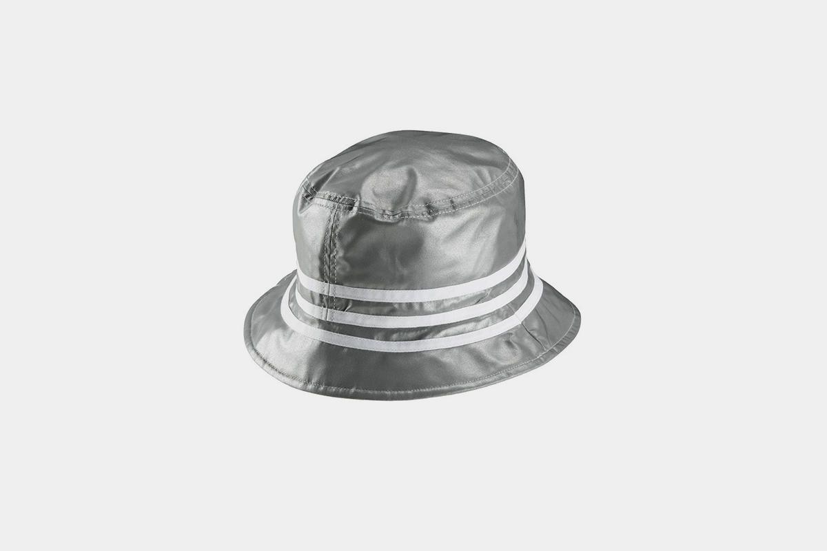 adidas originals modern visor ii weiß reflective silber