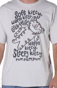 Big Bang Theory Soft Kitty T-Shirt
