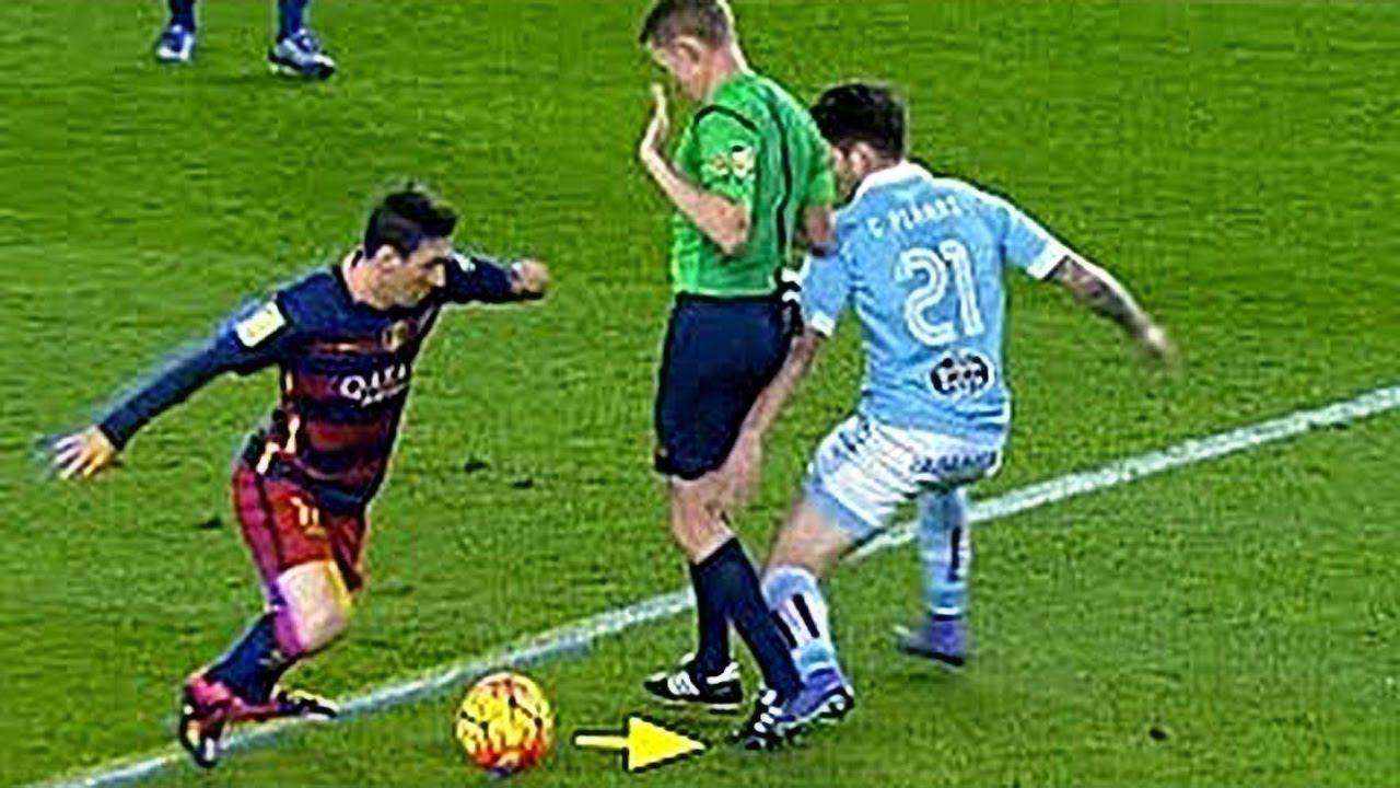 Lionel Messi Outstanding Best Top 10 Fake Shot Goals