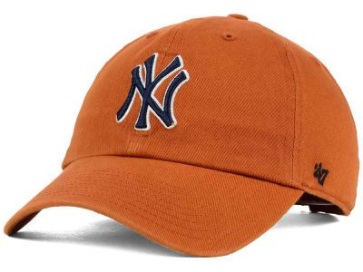 eaffe289bb965 New York Yankees  47 MLB Core  47 CLEAN UP Cap