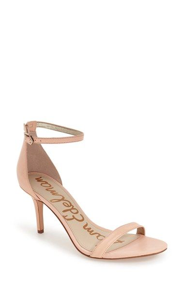 e61cdea1c8f9 Free shipping and returns on Sam Edelman  Patti  Ankle Strap Sandal (Women)  at…