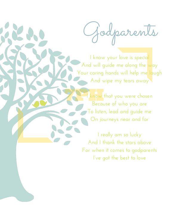 Star Godparents Godfather CHRISTENING//BAPTISM CERTIFICATE Godmother