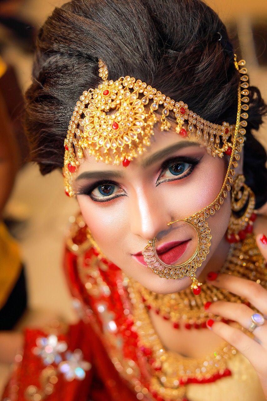 Beautyislandpatna bridal Makeup Bridal makeup artist