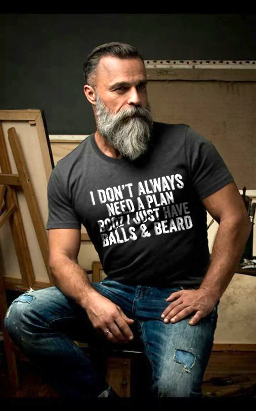 Balls & Beard #beardfashion