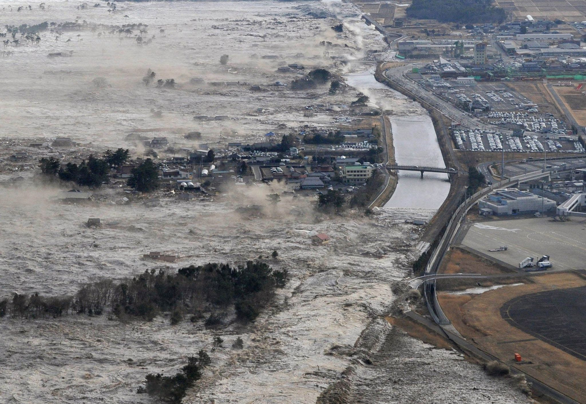 Japan earthquake and tsunami: as it happened March 11 | Nature ...