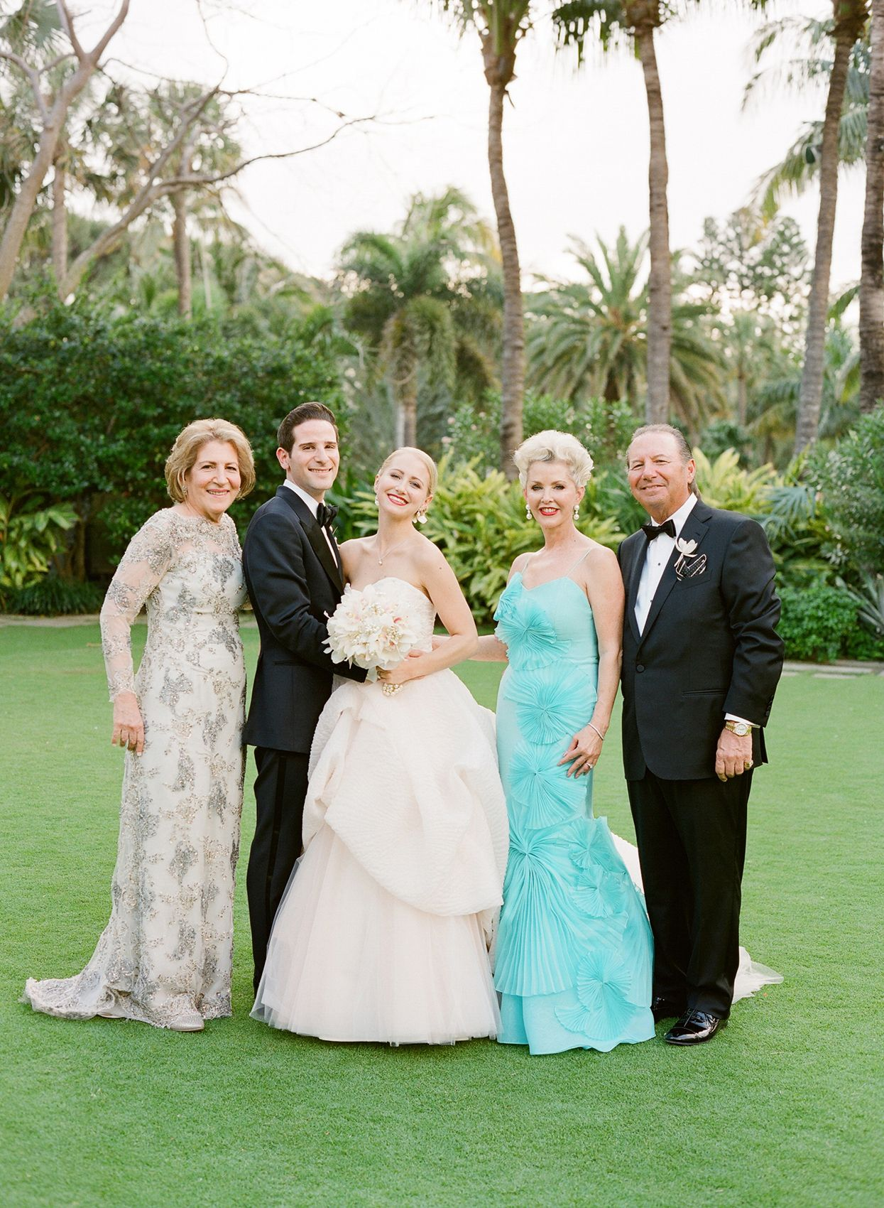 5dd7ca536f Soft-Hued Spring Wedding at The Breakers in Palm Beach
