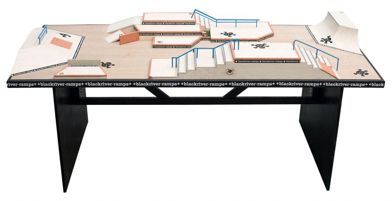 Blackriver Fingerboard Parks Fingerboard Obstacles