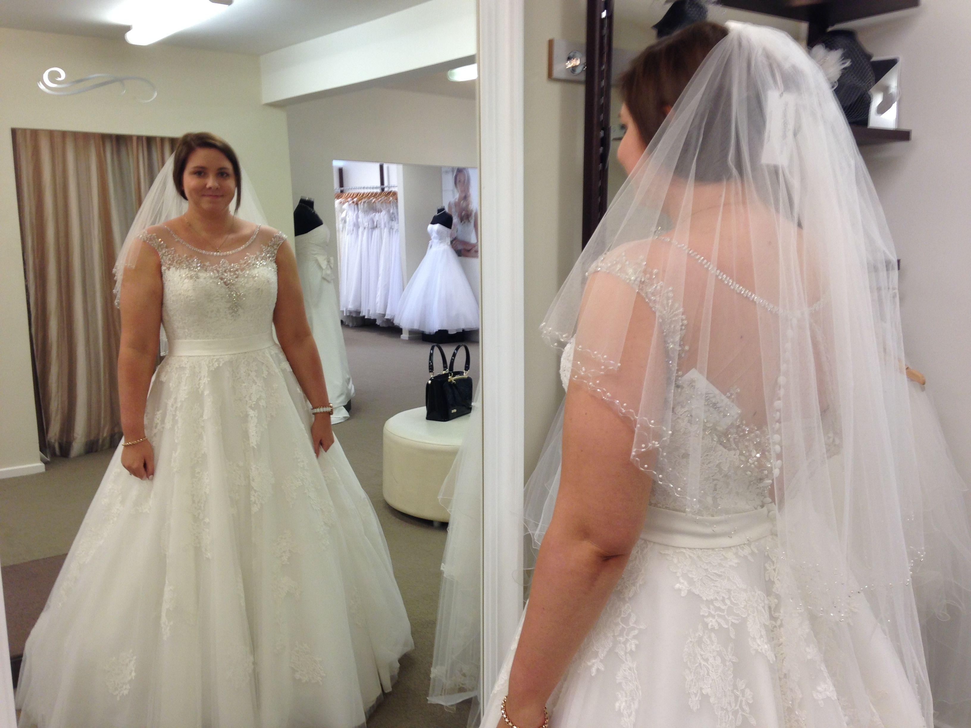 bac0818cc4 Allure Bridal Gown 9114