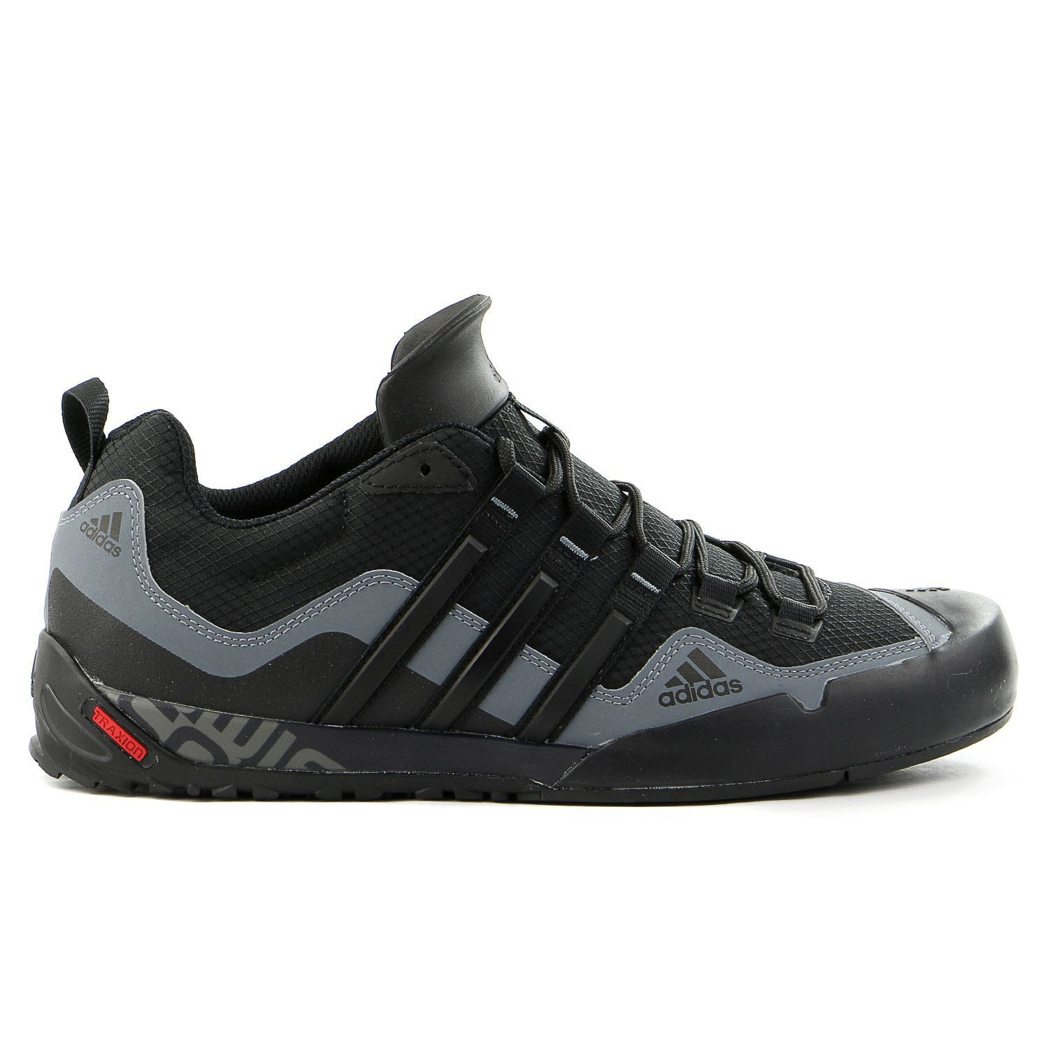 918df25b142ca Adidas Outdoor Terrex Swift Solo Hiking Sneaker Trail Shoe - Mens ...