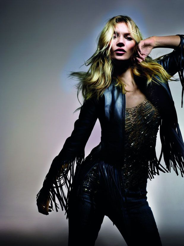 Kate Moss for Topshop Spring Summer 2014 Collection