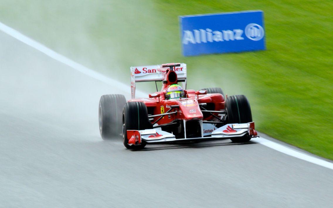 formula 1 horsepower 2016