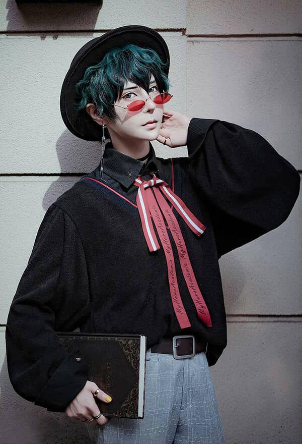 Photo of Deku Daily Uniform – My Hero Academia Cosplay | Costume for Sale
