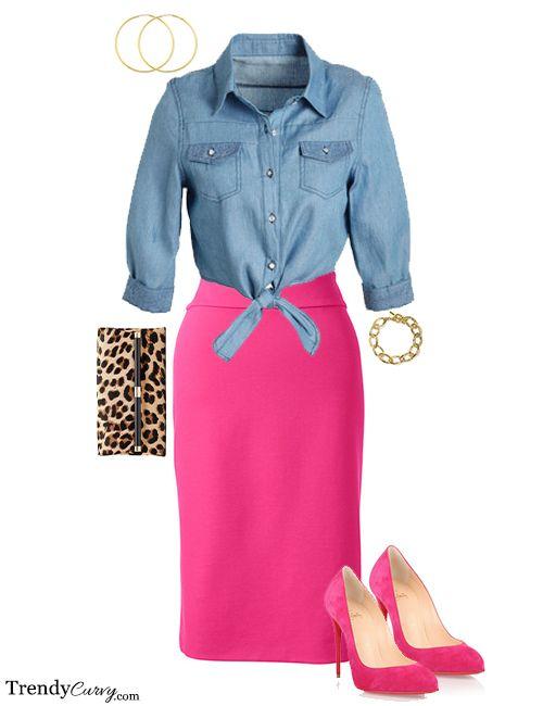 Plus Size Spring Fashion
