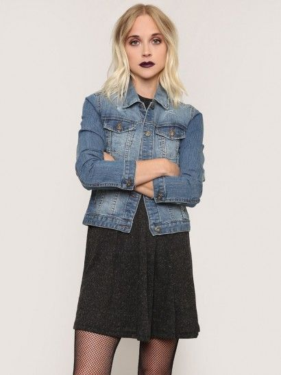Essential Denim Jacket - Gypsy Warrior
