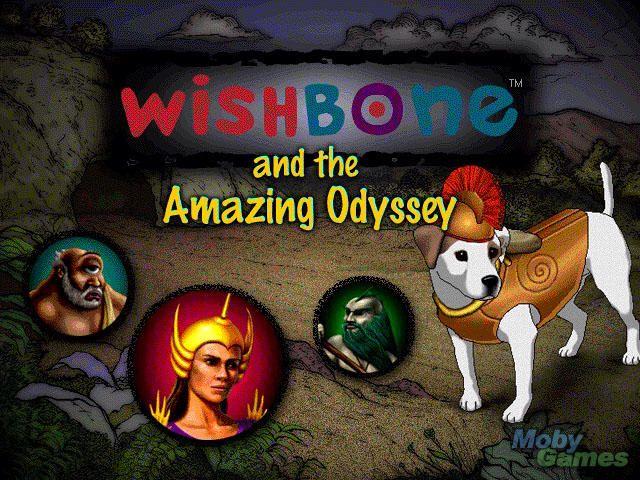 Wishbone and the Amazing Odyssey screenshot! Wishbone