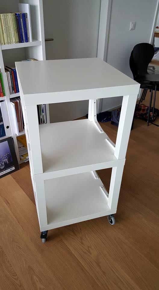 lack hifi rack b tor pinterest ikea ikea lack s ikea lack shelves. Black Bedroom Furniture Sets. Home Design Ideas