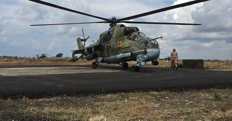 osCurve   Contactos : Oficial israelí: Rusia sustituye bombarderos por h...