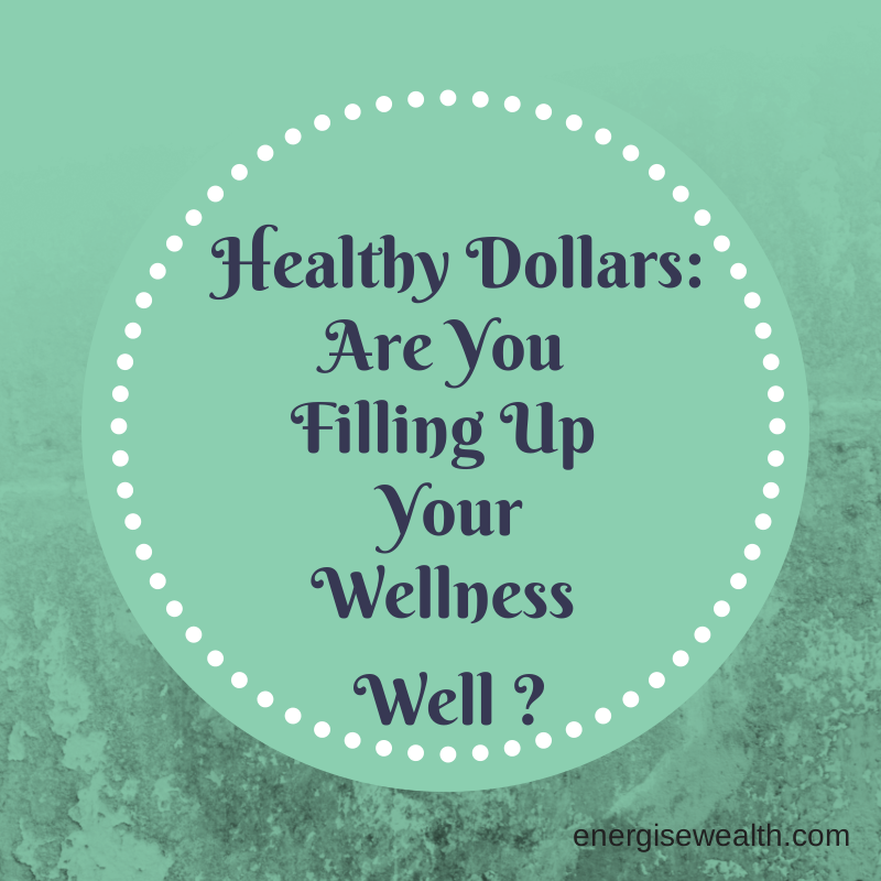 On the 'Wealth Unplugged' Podcast this week I talked  about this concept. Inspired by my interview with wellness guru Fiona Cosgrove on Feminine Wealth TV. #wealthunplugged #femininewealth #wealthywellness
