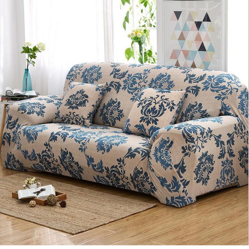 Find More Sofa Cover Information About Printed Sofa Cover Universal Shaped Flower Protector Covers Couch Stretch Couch Covers Sofa Covers Sectional Couch Cover