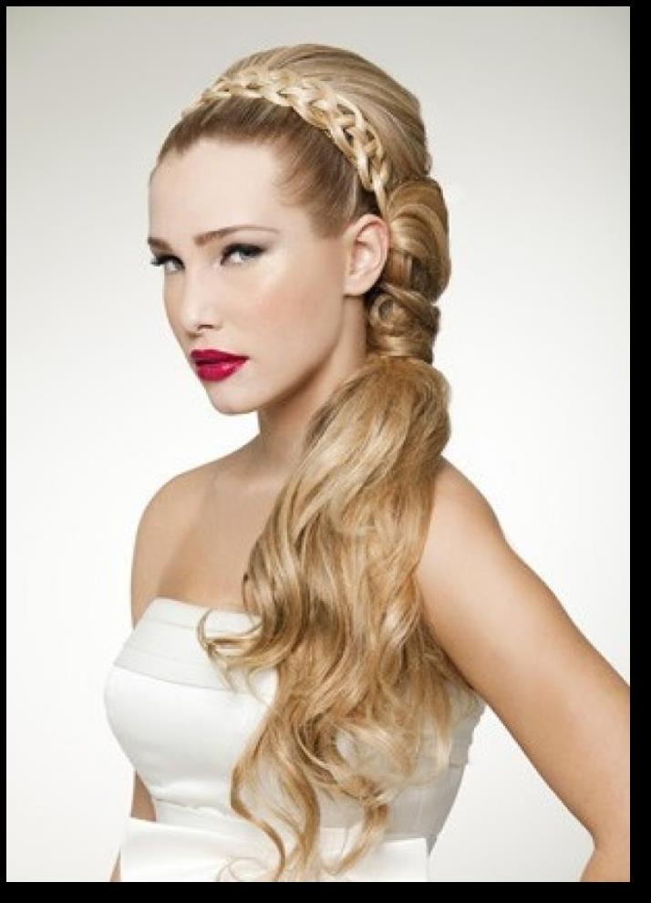 Grecian Wedding Hair | roman grecian hairstyles oscar de ...