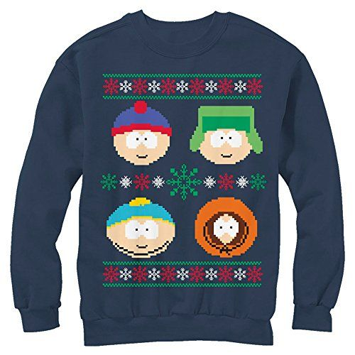 south park christmas sweater south