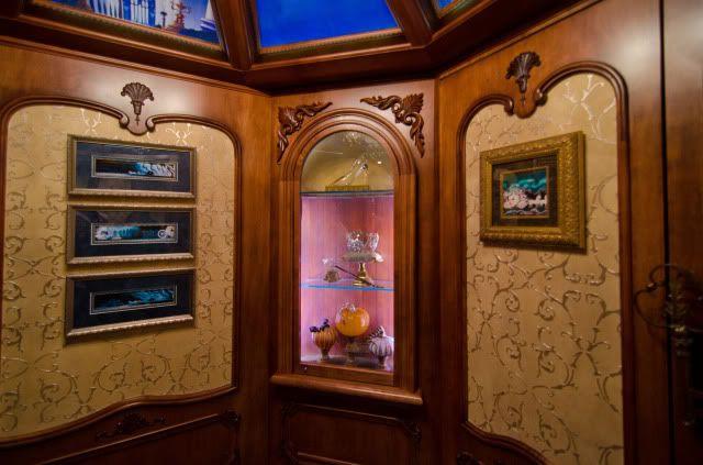Apartment Inside Cinderella S Castle cinderella castle suite tour & photos | cinderella castle, castles