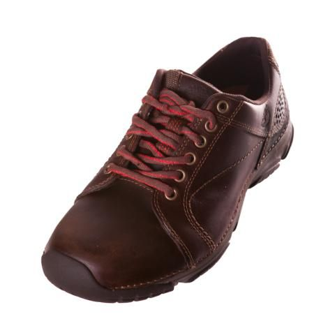 Timberland Mens Gents 5156r Earthkeepers Front Country Lite Oxford Brown Brown Oxfords Timberland Mens Hiking Boots