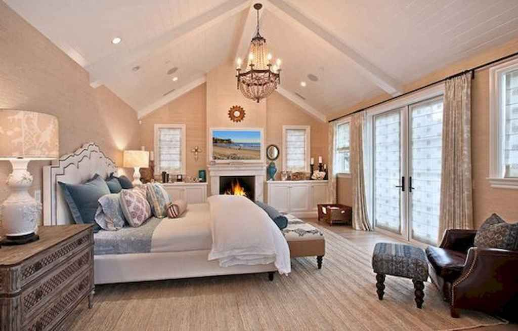 90 Elegant Farmhouse Master Bedroom Decor Ideas Caindale