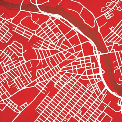 Rutgers Douglass Campus Map.Rutgers University City Map Poster Inspiring Design Elements