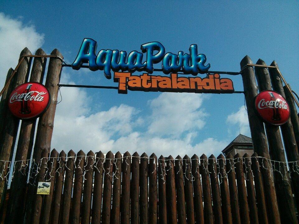 Aquapark Tatralandia în Liptovský Mikuláš, Žilinský kraj