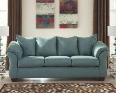 Darcy Sofa By Ashley Home Sky