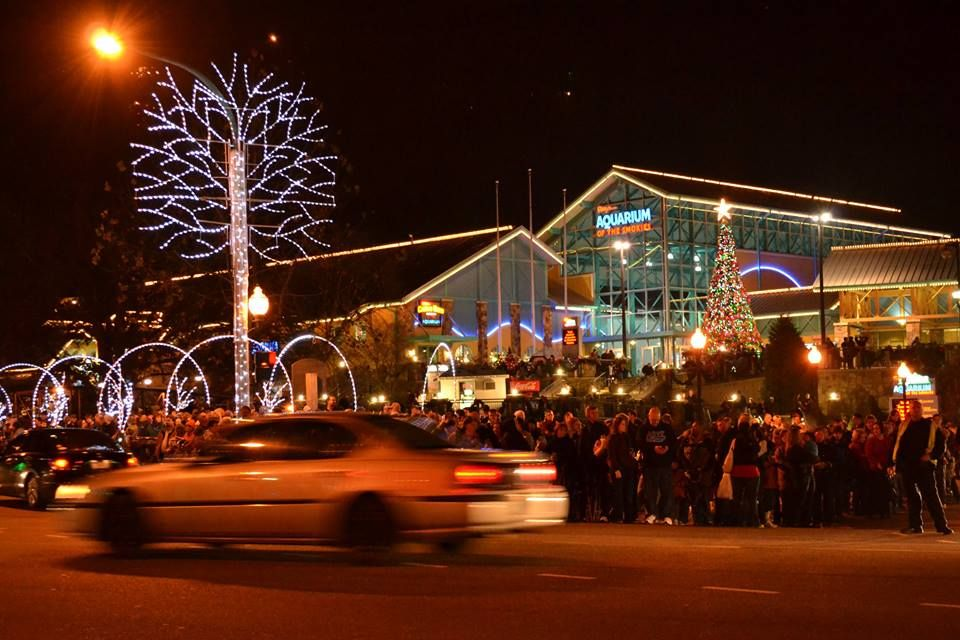 New Year's Eve is the next big event in Gatlinburg Smoky