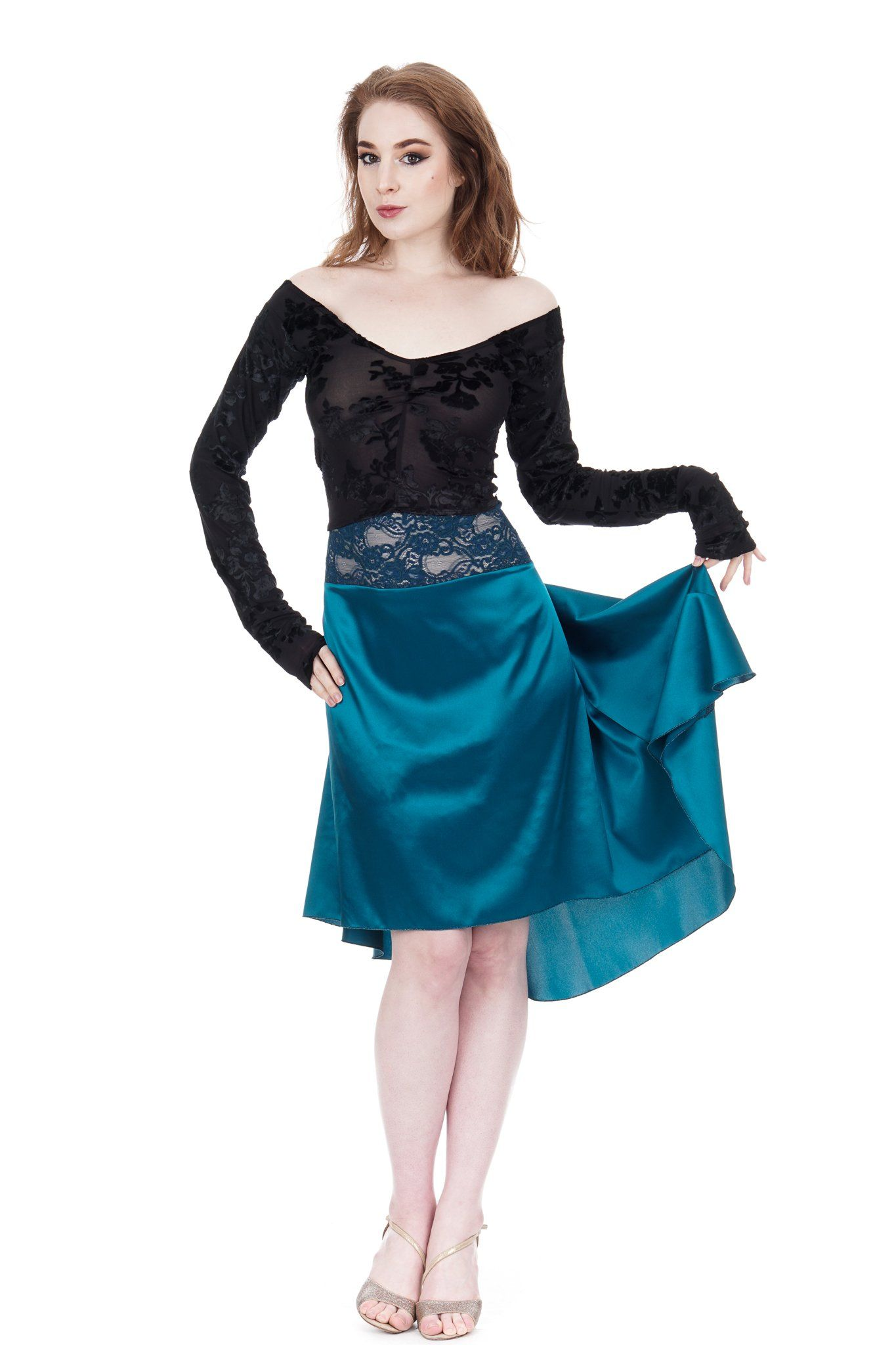 Luxury Tango Clothes Designed And Handmade By Argentine Tango Dancer