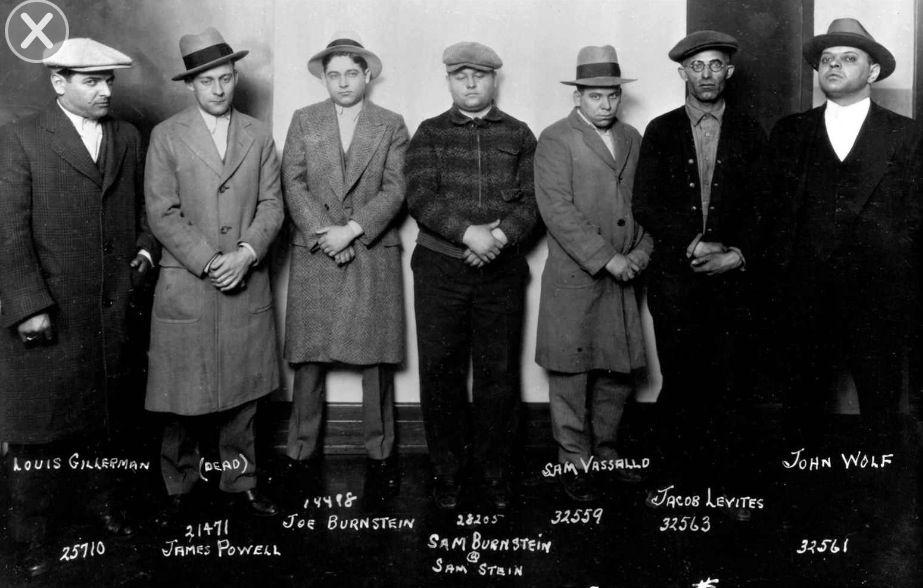 2018 Mafia Family Leaders