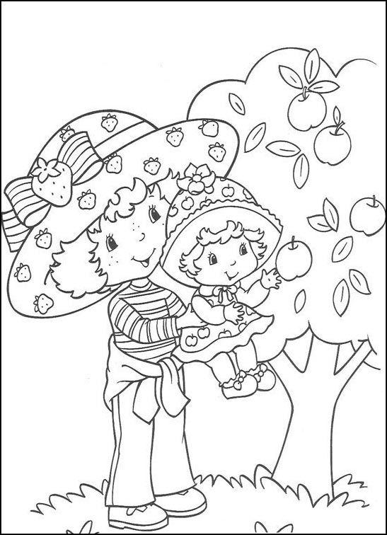 Emily Erdbeer Ausmalbilder 10 | Ausmalbilder für kinder | Pinterest ...