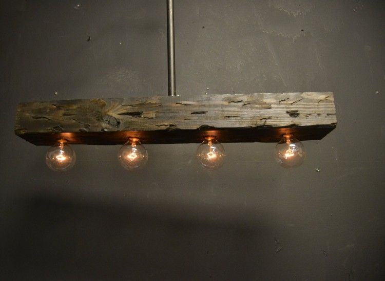 reclaimed wood chandelier light fixture chandeliers