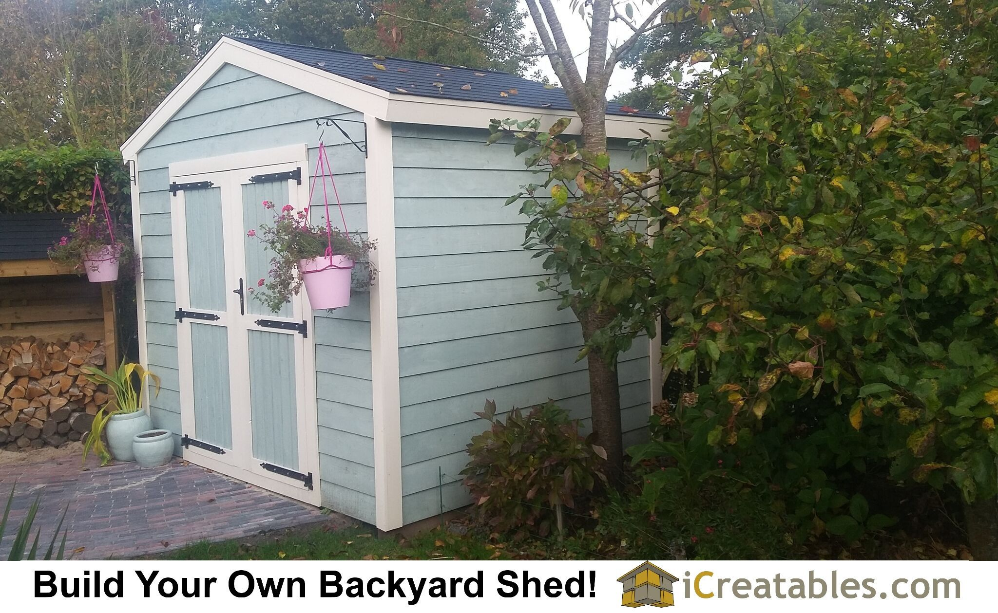 Metric Shed Plans Metric Dimension Backyard Shed Designs
