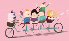 Risultati immagini per cycling illustration