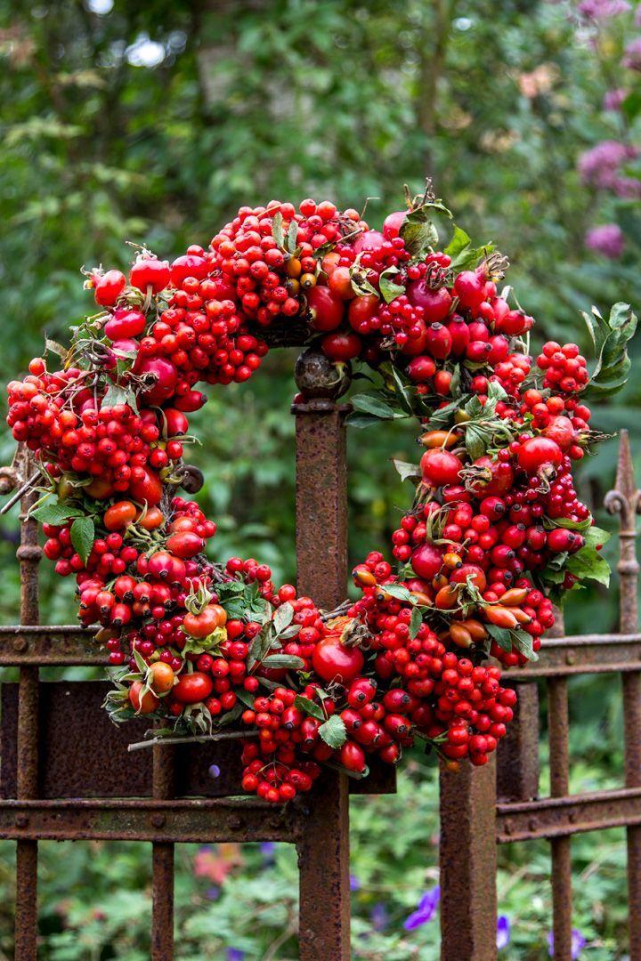 Photo of Ghirlanda autunnale + stufato di verdure fatti in casa mediterranea – blog