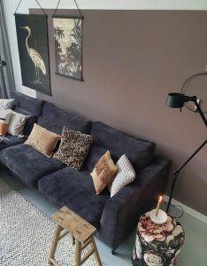 Photo of Een nieuwe kleur op de muur in de woonkamer | Huizedop