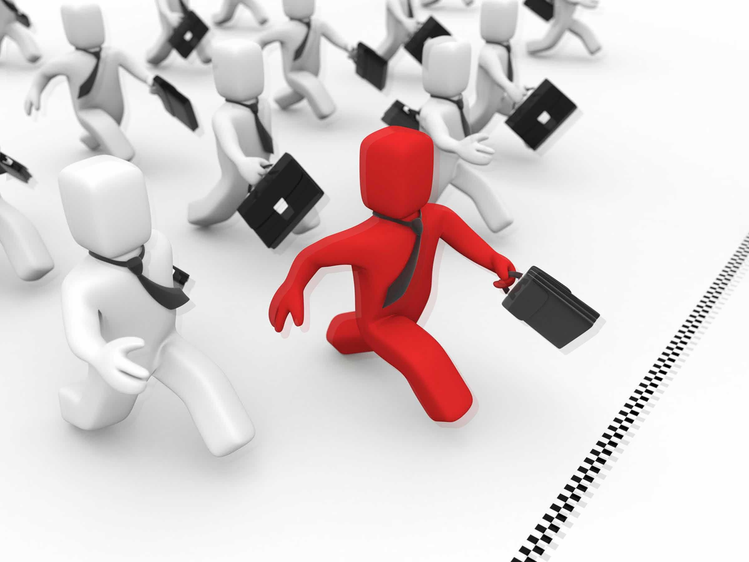 Business Competition Hd Wallpaper Free Job Hunting Tips