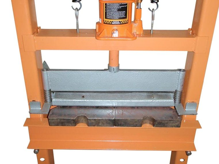 20 Ton Press Brake Diy Builder Kit Press Brake Diy Welding Projects