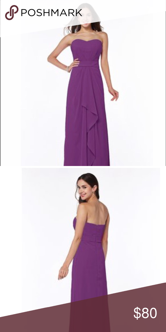 Light purple bridesmaid/cocktail dress | Wedding