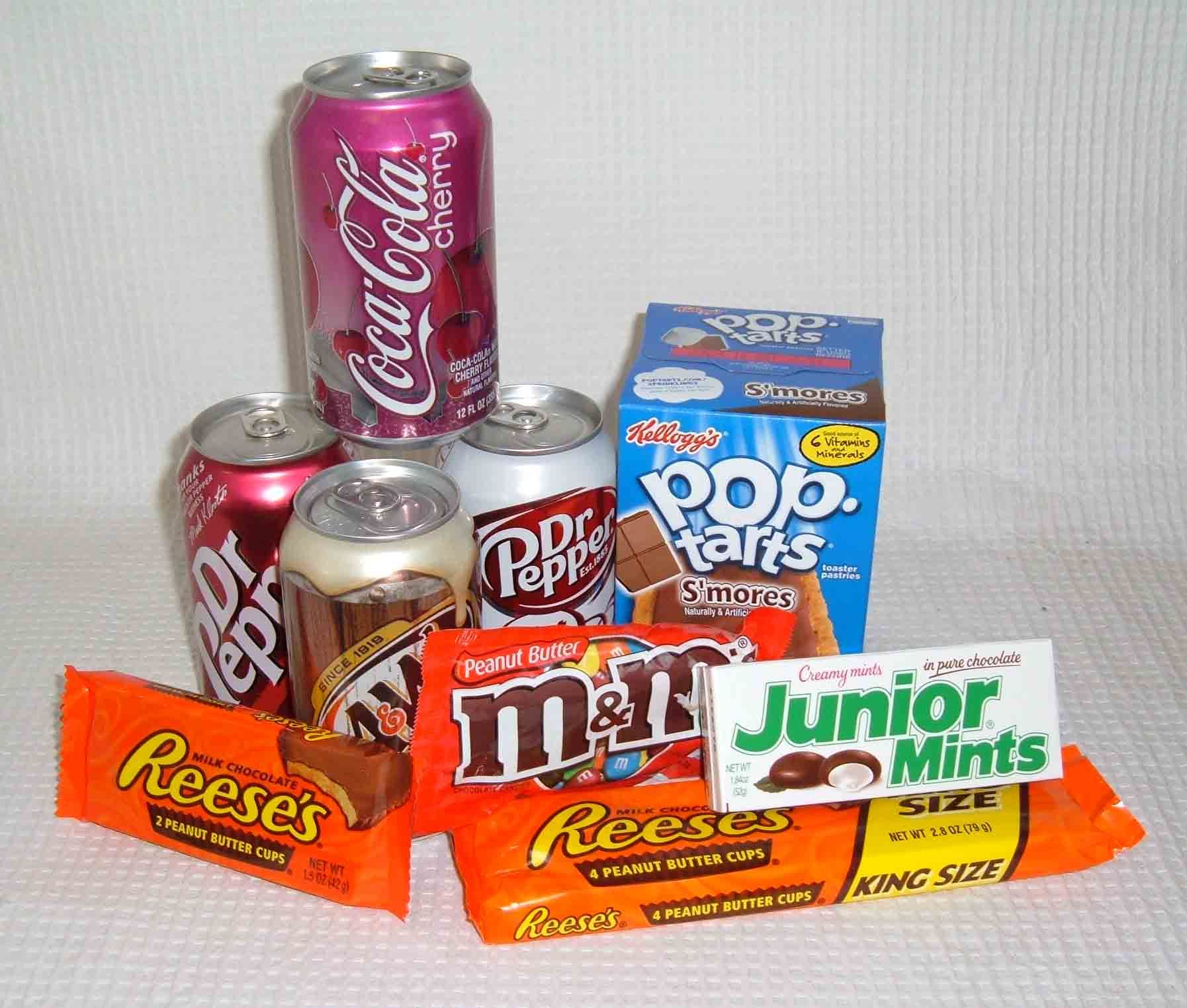 American Candies American Candy And Drinks Quaker Chewy Granola Bars Chewy Granola Bars Peanut Butter Cups