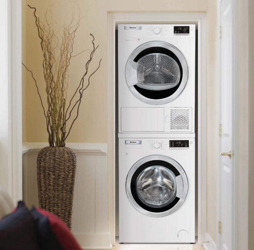 Blomberg Washer and Dryer - Compact Laundry for Apartments ...