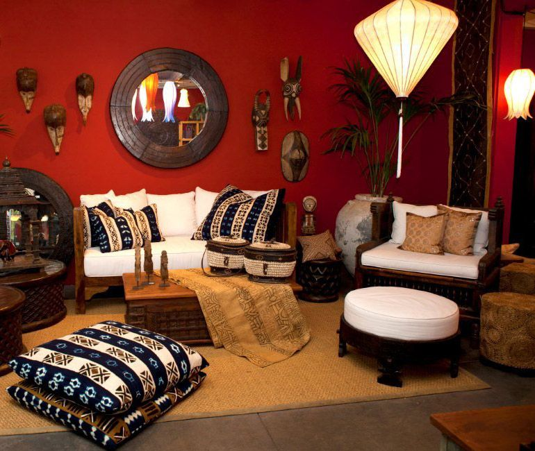 Furniture Los Angeles Asian Oriental Indian Chinese Balinese