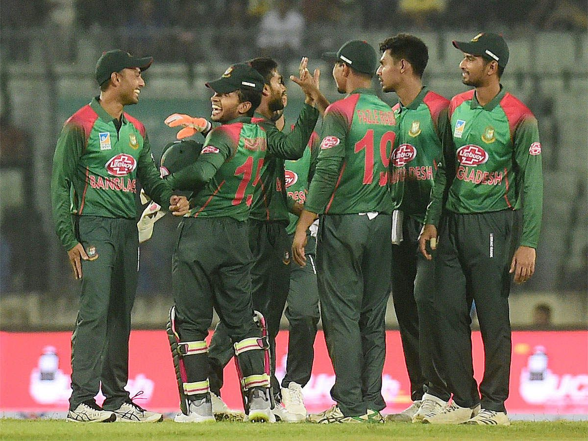 Bangladesh starts World Cup mission with Victory Sports