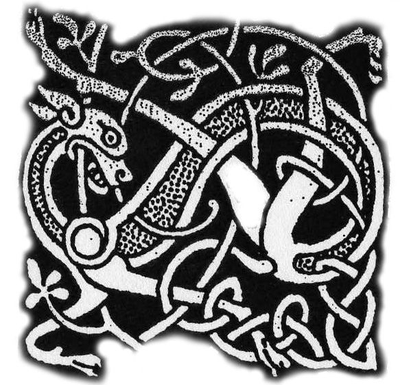Celtic Dog Celtic Stuff Pinterest Celtic Celtic Art And
